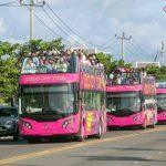 Đến với Cocobay trải nghiệm xe buýt 2 tầng mui trần Cococity Tour