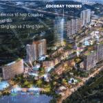 Cocobay Towers – Tháp đôi có cầu pha lê cao nhất thế giới