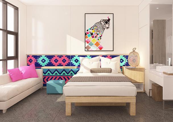 Phòng nghỉ khách sạn Latido Cocobay Đà Nẵng có gì đặc biệt?
