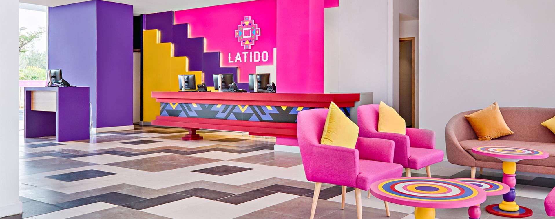Giới thiệu khách sạn Latido Cocobay Đà Nẵng - Tông Màu hường xinh xắn